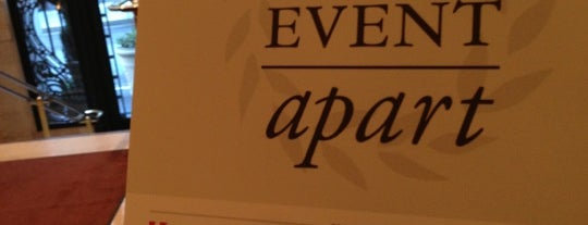 An Event Apart 2012 is one of Erikさんのお気に入りスポット.