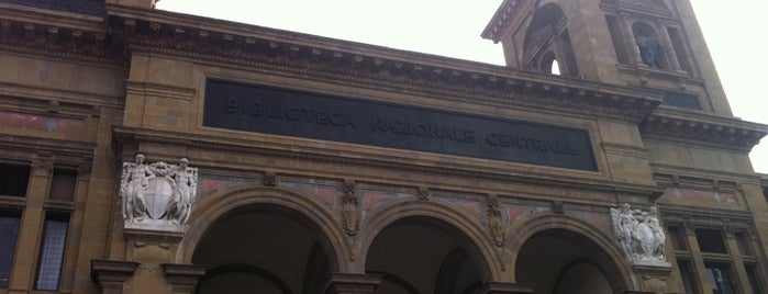 Biblioteca Nazionale Centrale di Firenze is one of Good Time.