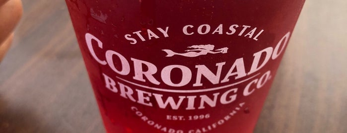 Coronado Brewing Company is one of Brewery.