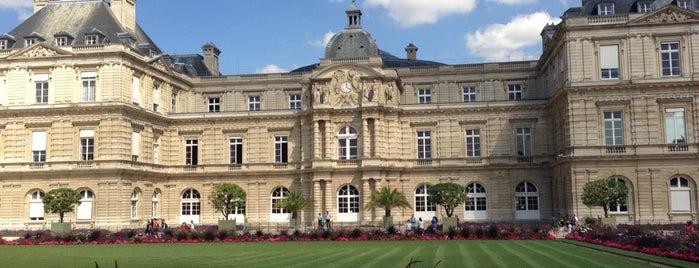 Sénat | Palais du Luxembourg is one of Paris.
