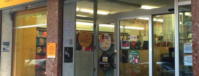 Abacus Santa Coloma is one of Librerías & Geek shops.