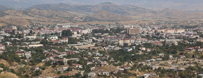 Xankəndi | Khankendi | Ханкенди (Stepanakert) is one of (Sort of) Capital cities of the World.