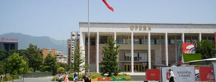 Tirana | Tiranë | Tirona is one of สถานที่ที่ Erkan ถูกใจ.