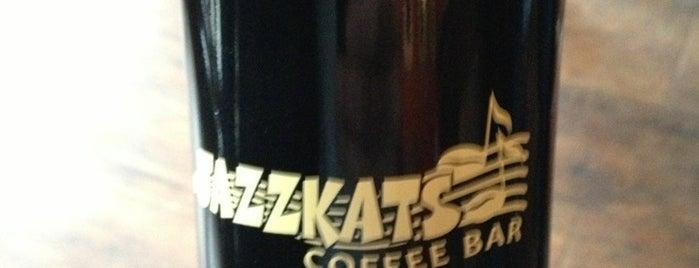 Jazzkat's Coffee Bar is one of jac: сохраненные места.