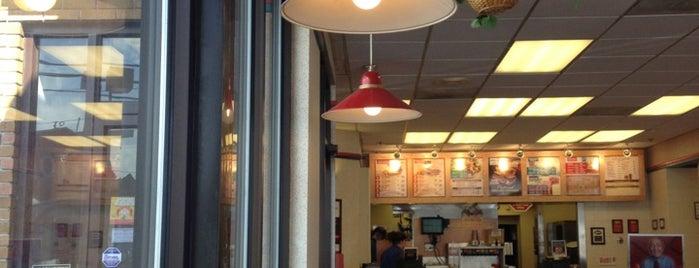 Wendy's is one of Gespeicherte Orte von G.