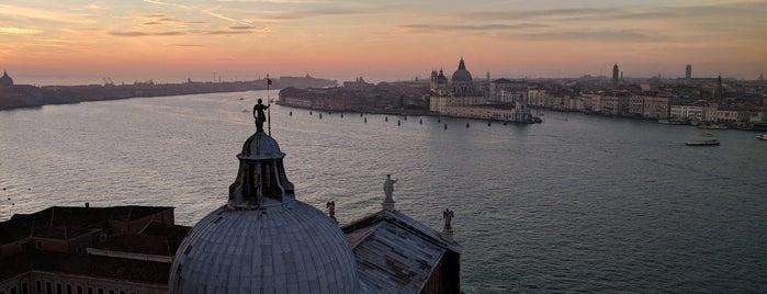 Campanile di San Giorgio Maggiore is one of Italie.