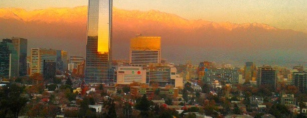 Costanera Center is one of Por ai... em Santiago (Chile).