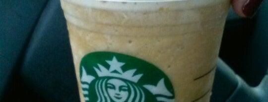 Starbucks is one of Boca.
