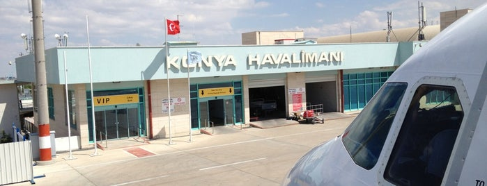 THY Konya Meydan is one of Orte, die Mehmet gefallen.