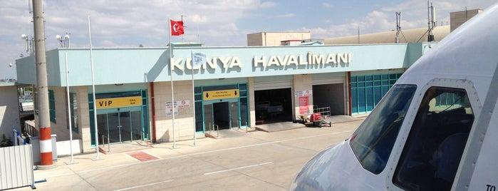 THY Konya Meydan is one of Mehmetさんのお気に入りスポット.