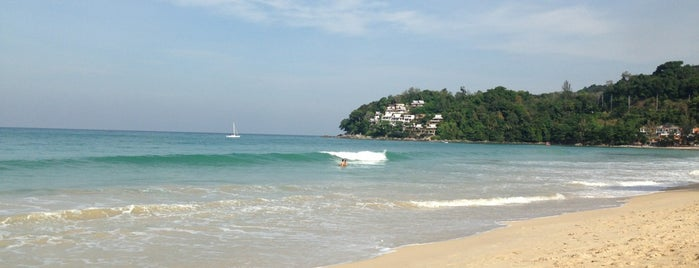 Kamala Beach is one of Phuket.