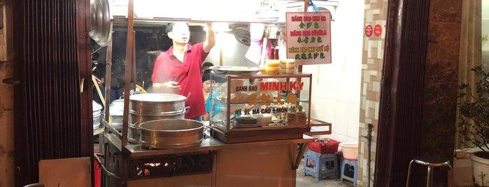 Há cảo - bánh bao Minh Ký 明記點心 is one of ăn hàng.