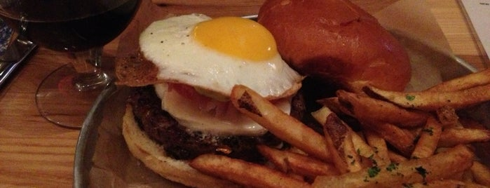 Burger Bar is one of 2013 Chicago Craft Beer Week venues.