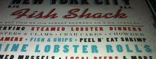 Fish Shack is one of Midtown Food & Drink List.