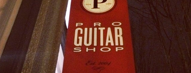 Pro Guitar Shop is one of Portland.
