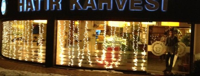 Hatır Kahvesi is one of Eskişehir.