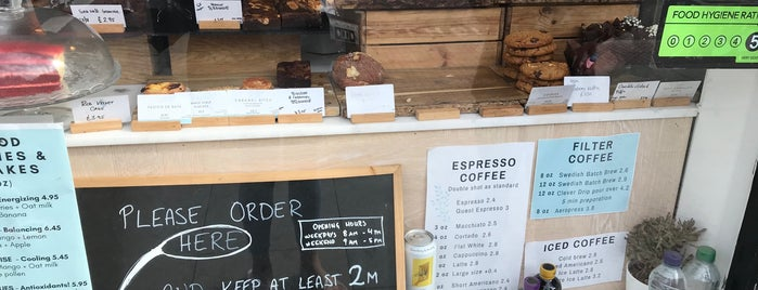 Kobo Cafe is one of London - need to try.