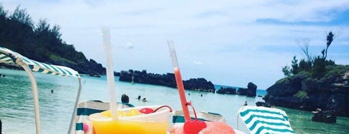 Tobacco Bay Beach is one of Bermuda.