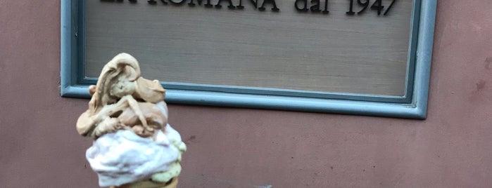 La Romana is one of Cafés EU.