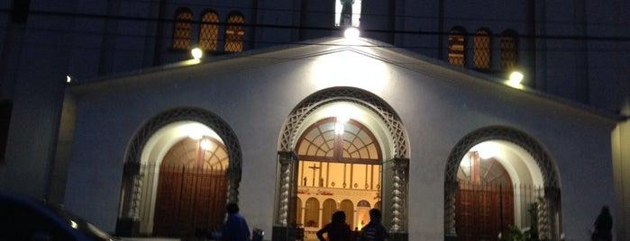 Igreja Santa Rita de Cássia is one of Orte, die Marcela gefallen.