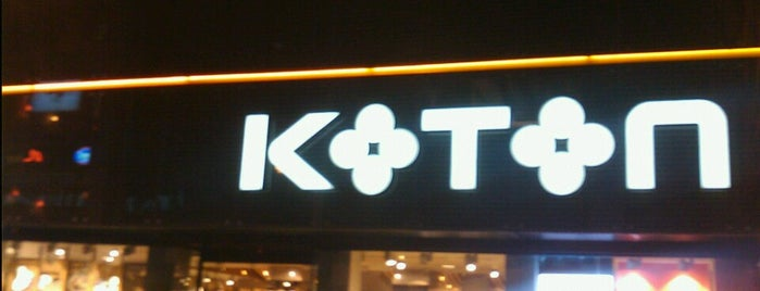 Koton is one of Istanbul.