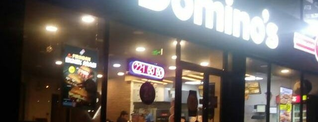 Domino's Pizza is one of Agk : понравившиеся места.