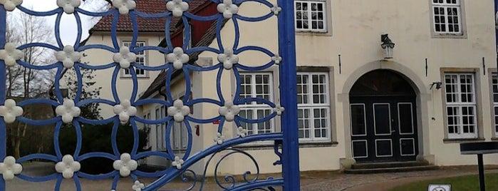 Focke-Museum - Landesmuseum für Kunst und Kulturgeschichte is one of Tempat yang Disimpan Sevgi.