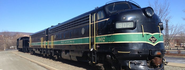 Steamtown National Historic Site is one of NYC-Toronto Road Trip.