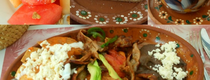 Restaurante María Sabina is one of Puebla.