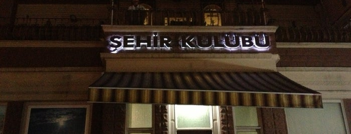 Şehir Kulübü Ocakbaşı is one of Samsun & Sinop.