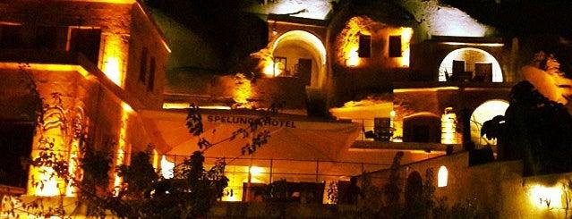 Spelunca Cave Hotel is one of สถานที่ที่บันทึกไว้ของ Liz.
