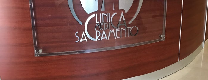 Clínica Médica Sacramento is one of Maria Isabelさんの保存済みスポット.