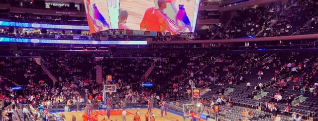 Madison Square Garden is one of Posti che sono piaciuti a Emily.