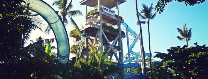 Waterbom Bali is one of Kuta.
