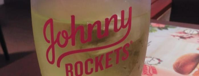 Johnny Rockets is one of Lugares favoritos de Kerlligton.