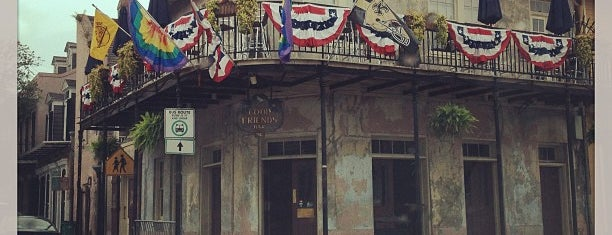 Good Friends Bar & Queenshead Pub is one of NOLA.