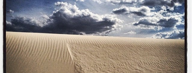 White Sands National Park is one of Top photography spots.
