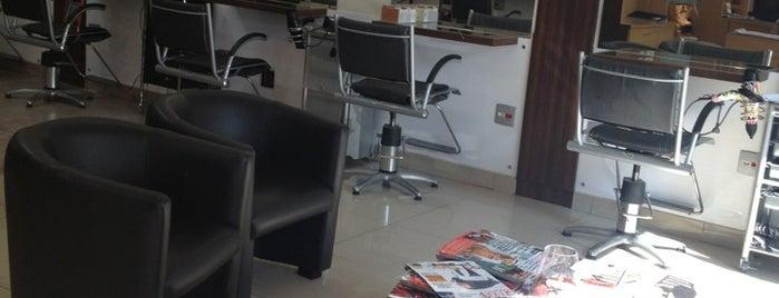 W.D Hair Salon is one of Tempat yang Disukai Elisa.