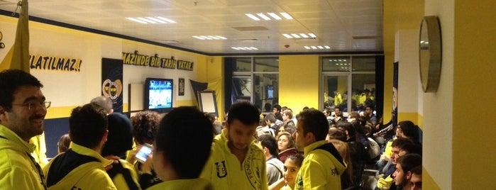 Sakarya Fenerbahçeliler Derneği is one of สถานที่ที่บันทึกไว้ของ Altuğ.