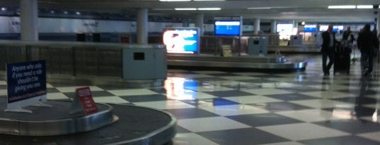 Terminal 1 Baggage Claim is one of Travel.