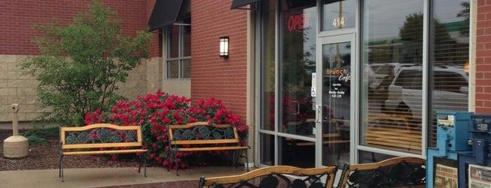 Brunch Cafe is one of Good Eats.