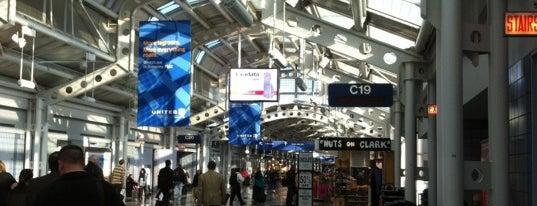 Şikago O'Hare Uluslararası Havalimanı (ORD) is one of Airports of the World.