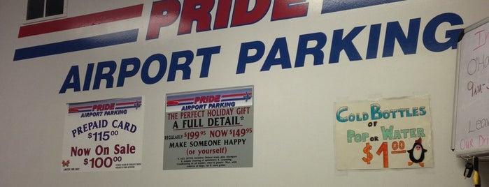 Pride Parking is one of Posti che sono piaciuti a Michael.