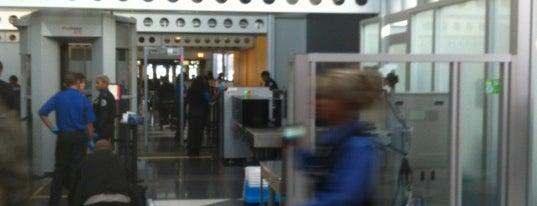 Terminal 1 Security Checkpoint is one of สถานที่ที่ Ninah ถูกใจ.