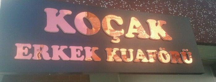 Kocak kuafor is one of Orte, die Hakan gefallen.