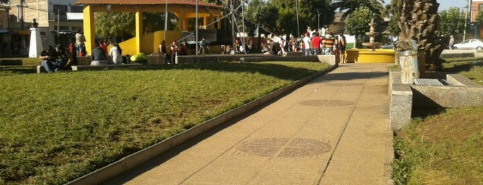 Plaza de Armas Pelluhue is one of Posti che sono piaciuti a Paulina.