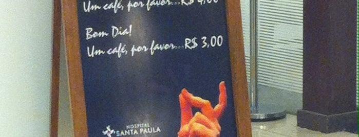 Aroma Cafeteria is one of São Paulo by Lu C..