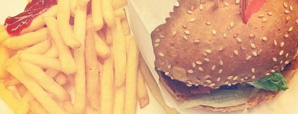 Eddie Fine Burgers is one of Belo Horizonte.