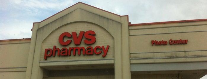 CVS pharmacy is one of Lieux qui ont plu à Krzysztof.