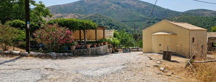 Old Peritheia Village is one of Corfu, Greece.